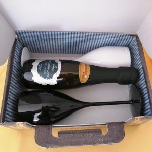 Geschenkebox Prosecco Picnic